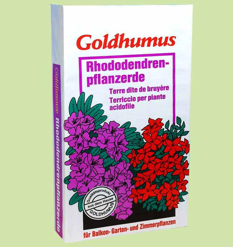Rhododendronerde 70l € 14.-   1l € 0,20