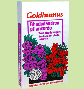 Rhododendronerde 70l € 14.- | 1l € 0,20